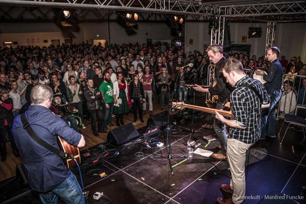 SuB Hövelhof Sennekult Irish Folk Night