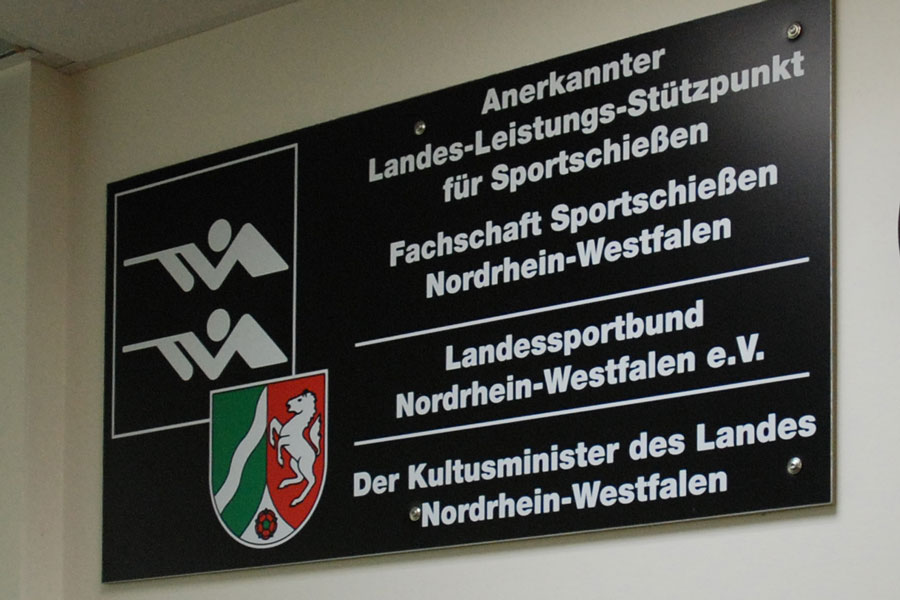 NRW Leistungsstützpunkt Sportschießen
