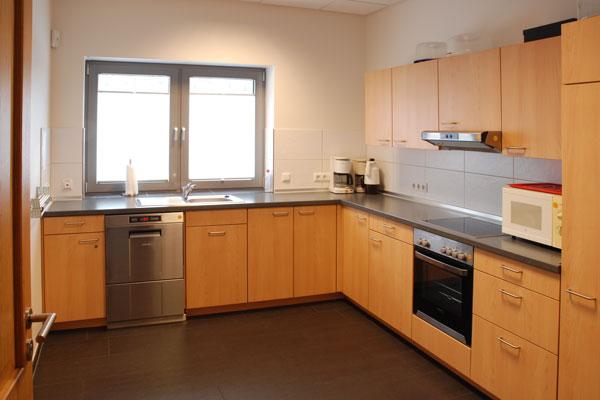 Saal 1 Küche
