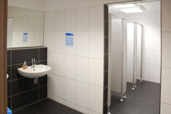Saal 1 Toiletten