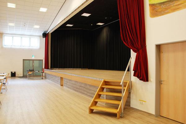 Saal 2 Bühne
